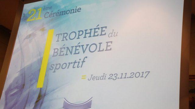 21ème Cérémonie du Trophée du Bénévole Sportif