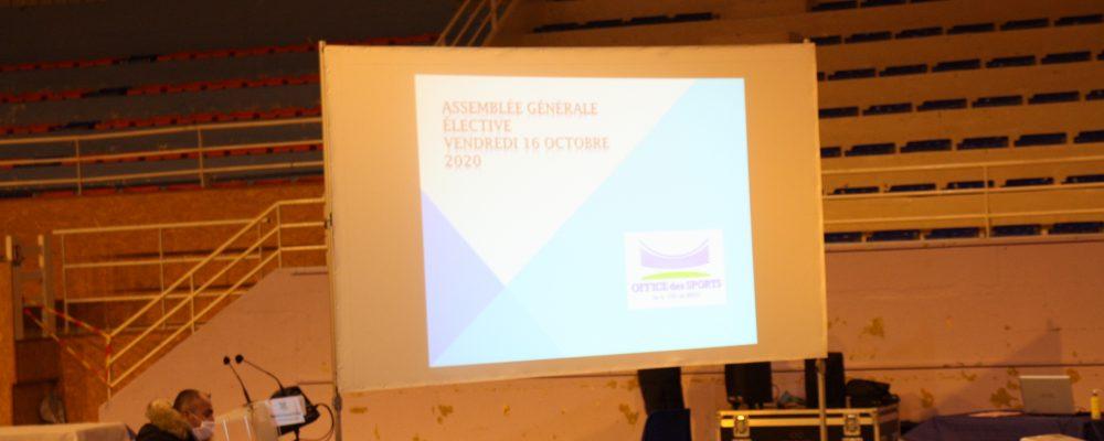 Assemblée Générale Élective 16 Octobre 2020