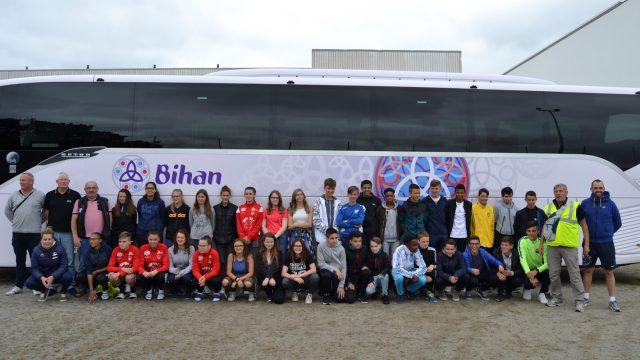 Séjour Sportif et culturel Kiel 2-9 juillet 2017